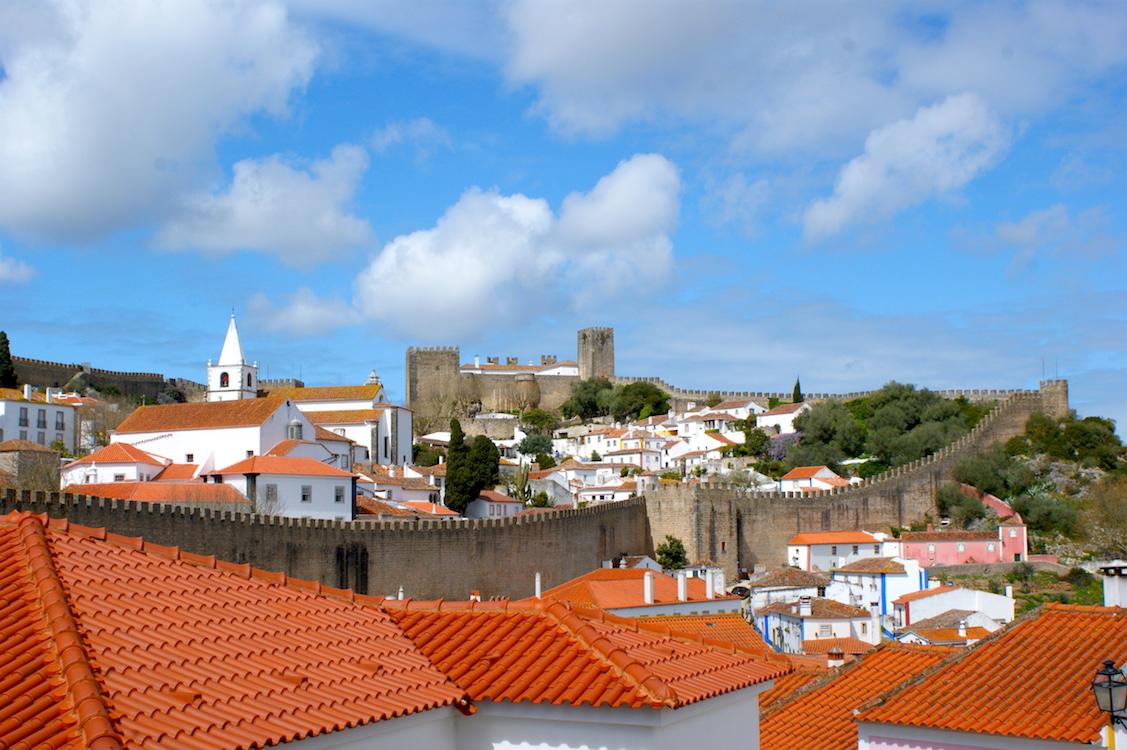 Óbidos Castle / Festung