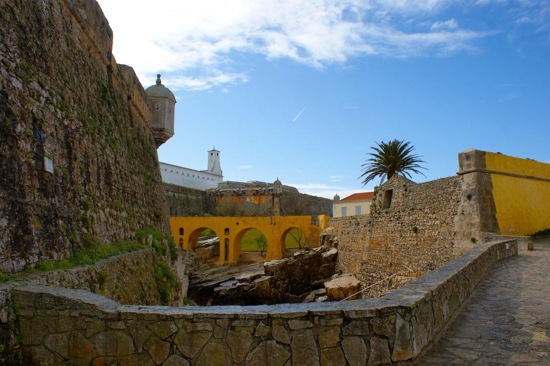 Fortaleza de Peniche /Festung