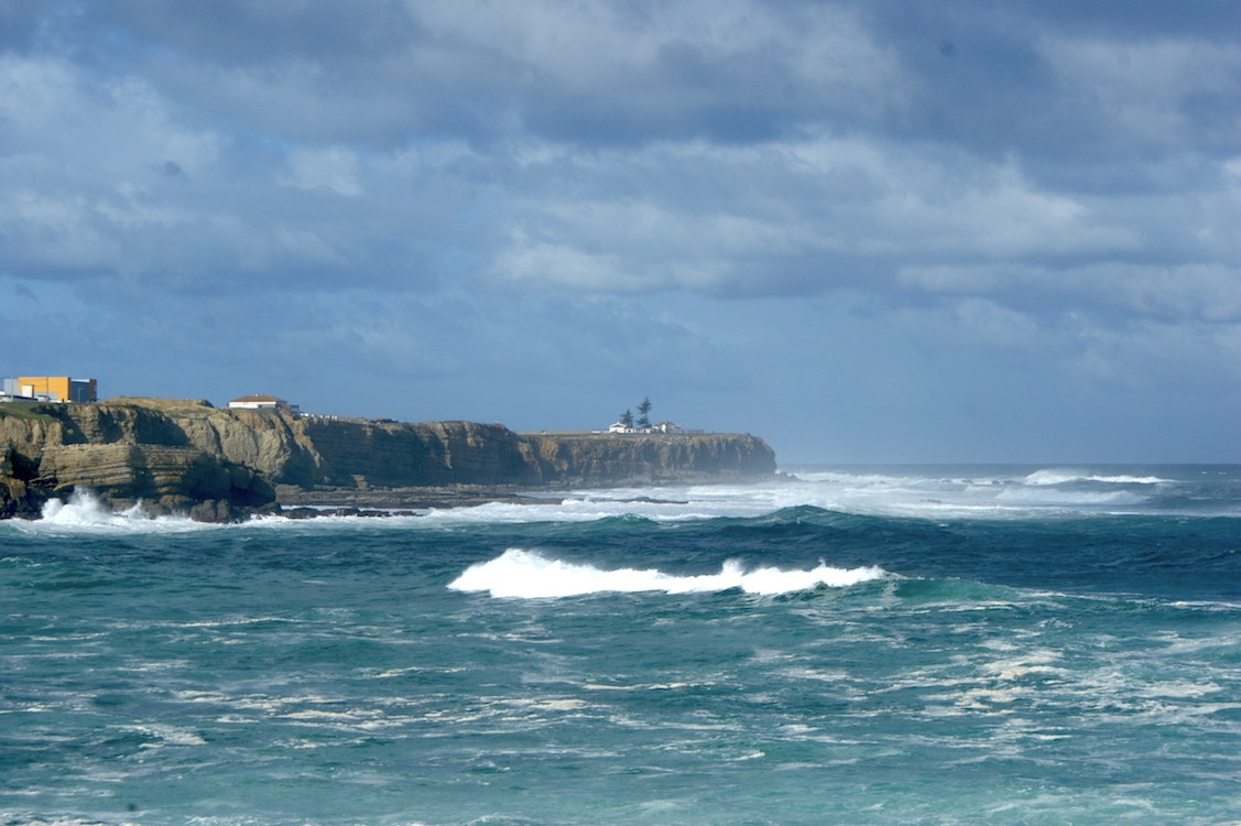 Peniche Küste