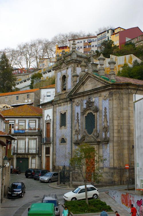 Kirche Porto
