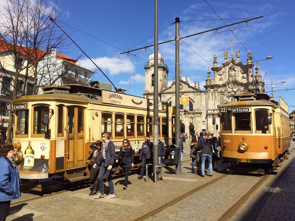 Historische Straßenbahn / Tram