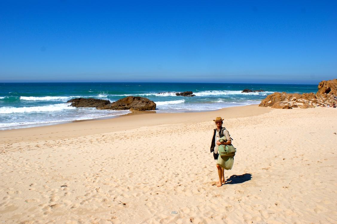 Praia do Malhão: Sebastian (Portugal)