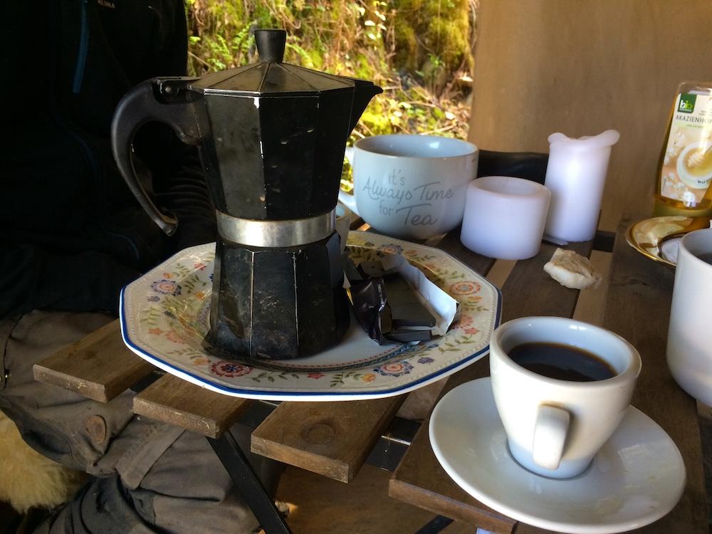 Espresso in Alentejo / Portugal