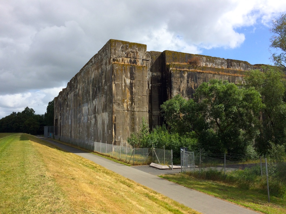 U-Boot Bunker Valentin