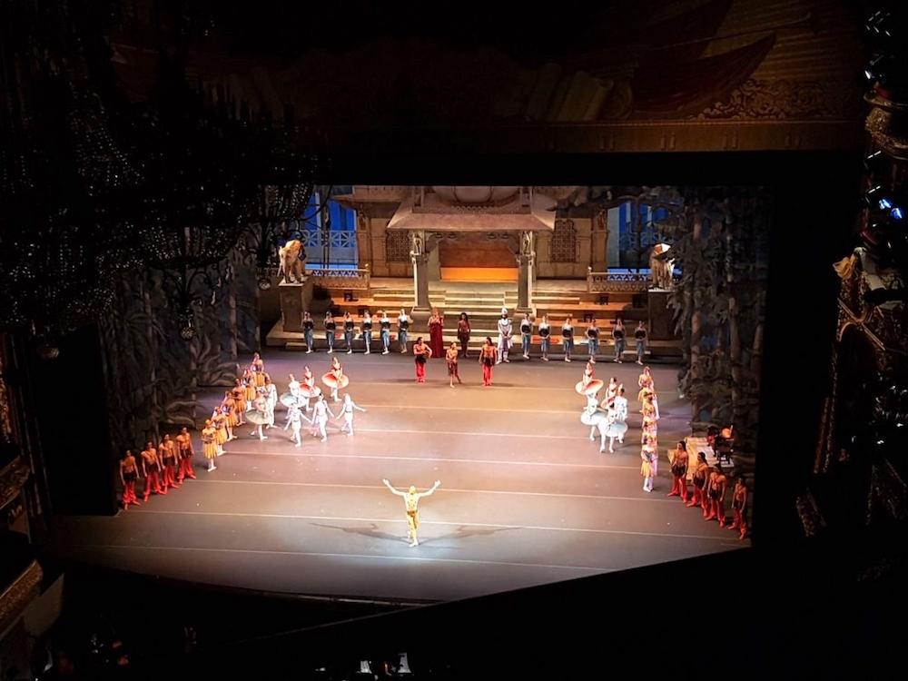 Moskau Bolschoi-Theater