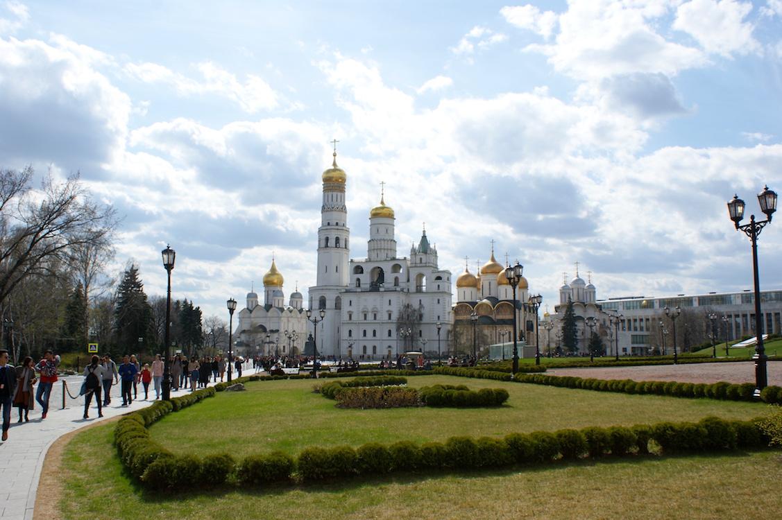 Moscow - Kremlin