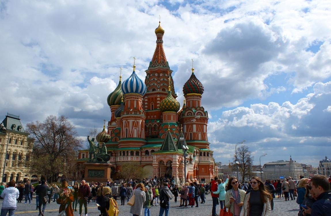Moskau Basilius-Kathedrale