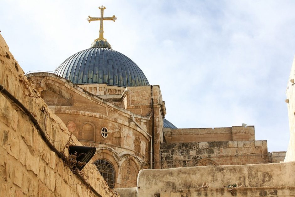 Basilica of the holy sepulchre