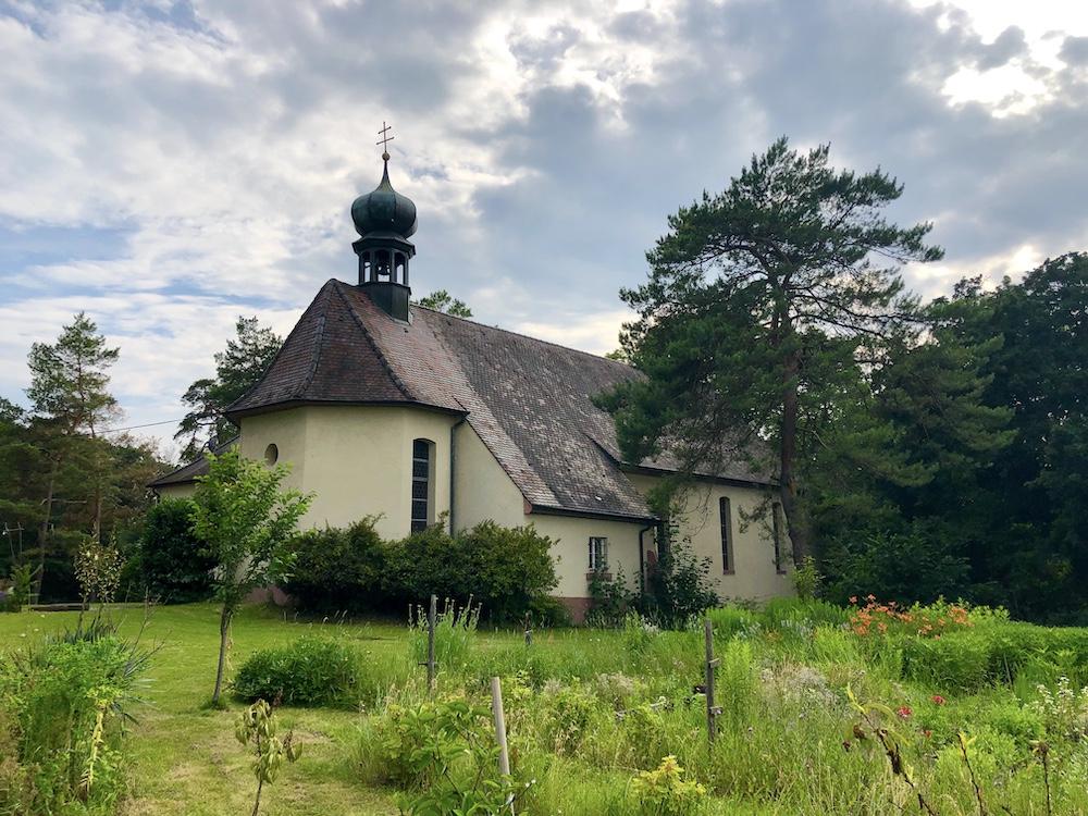 Kaiserstuhl Litzelbergkapelle