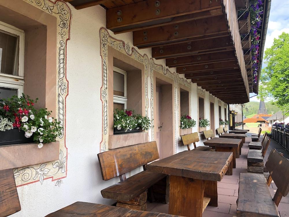 Waldau: Hotel Zur Traube