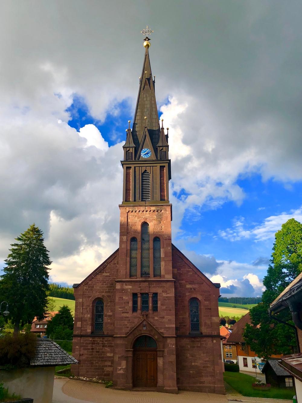 Kirche in Waldau